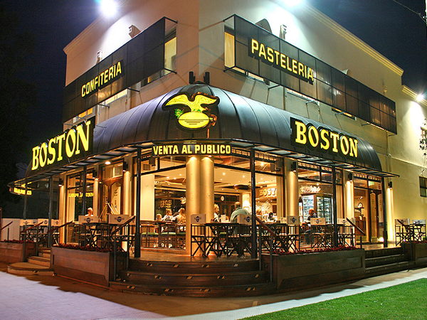 Confitería Boston se inclina por Plataforma Express