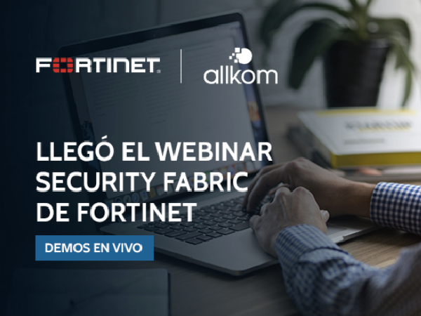 Webinar de Security Fabric de Fortinet